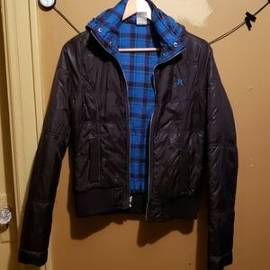 Hurley's woman's puffer jacket